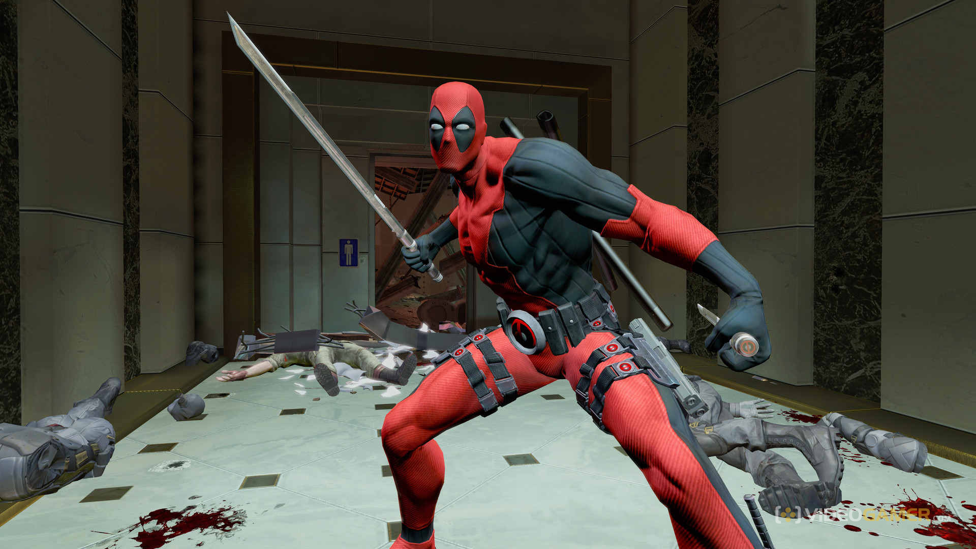 Deadpool screenshot 8 for Xbox 360   VideoGamercom 1920x1080