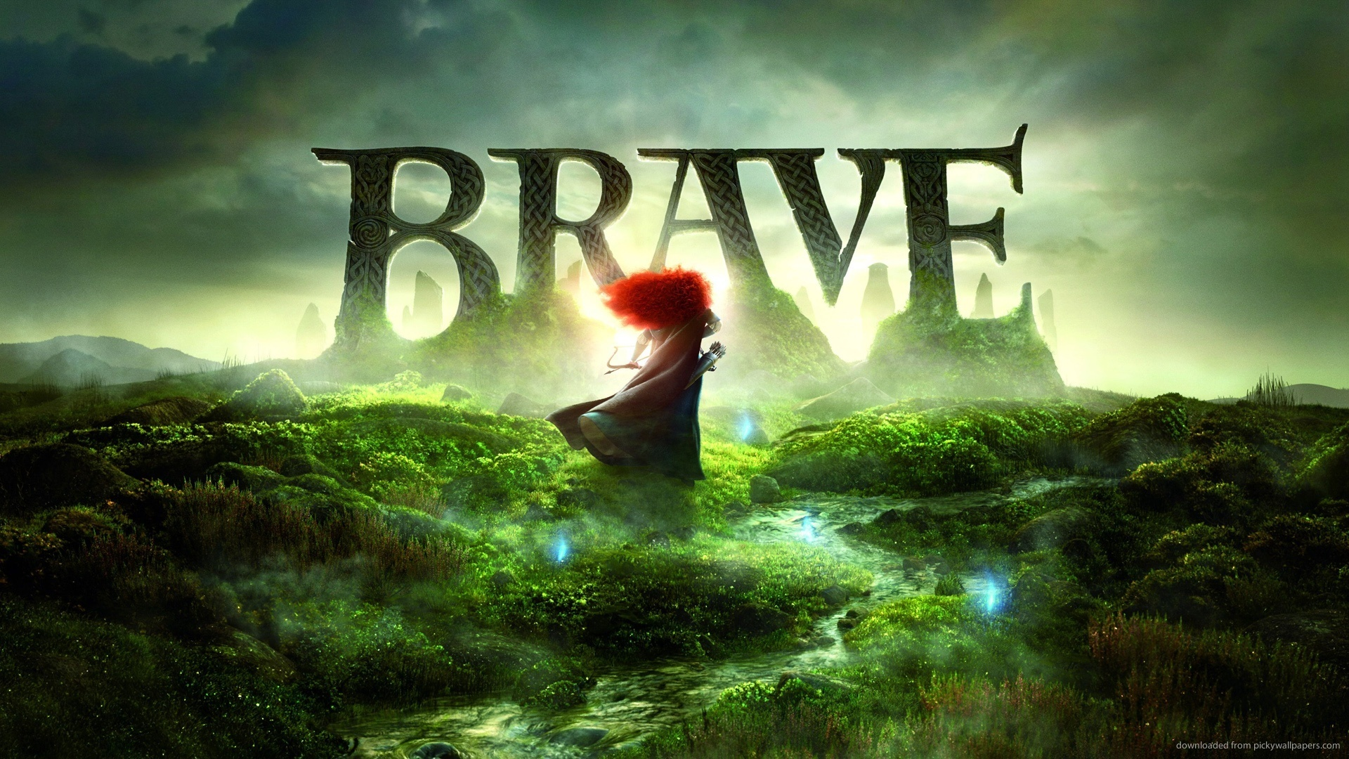 Download Brave Animated Movie Poster HD Wallpaper Search more high 1920x1080