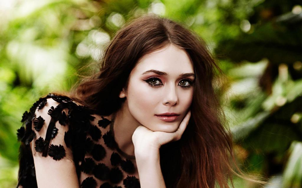 Elizabeth Olsen Cute HD desktop wallpaper Widescreen 1024x640