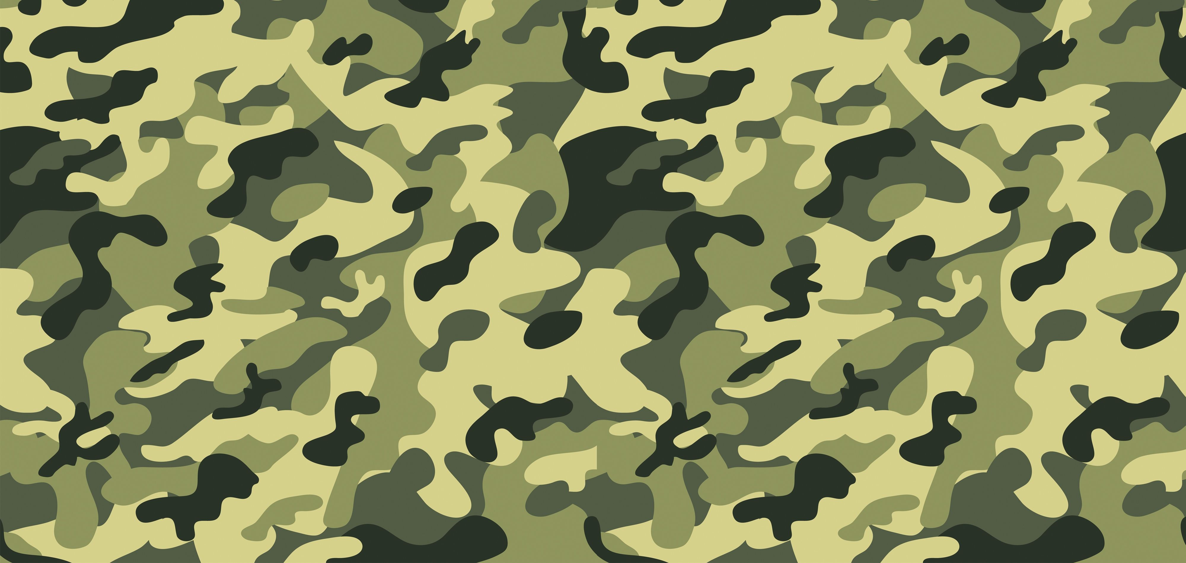 Download Wallpaper texture surface military color HD Background 4000x1900