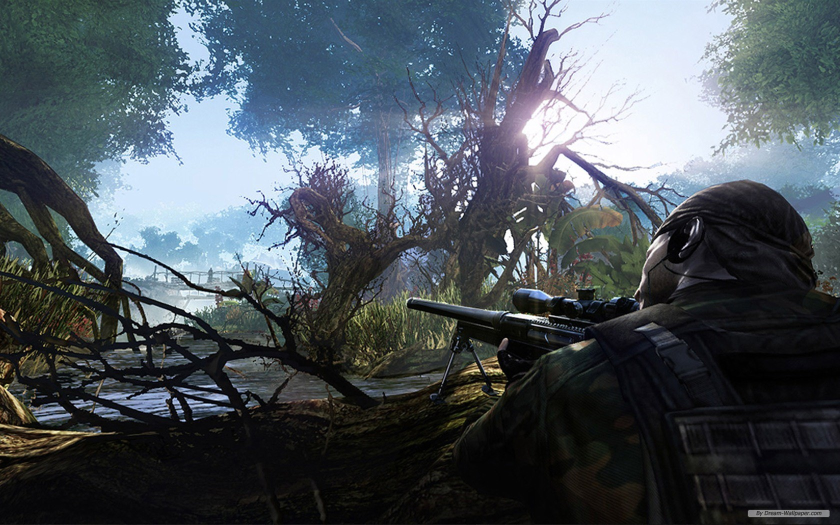 Wallpaper   Game wallpaper   Sniper Ghost Warrior 2 1680x1050