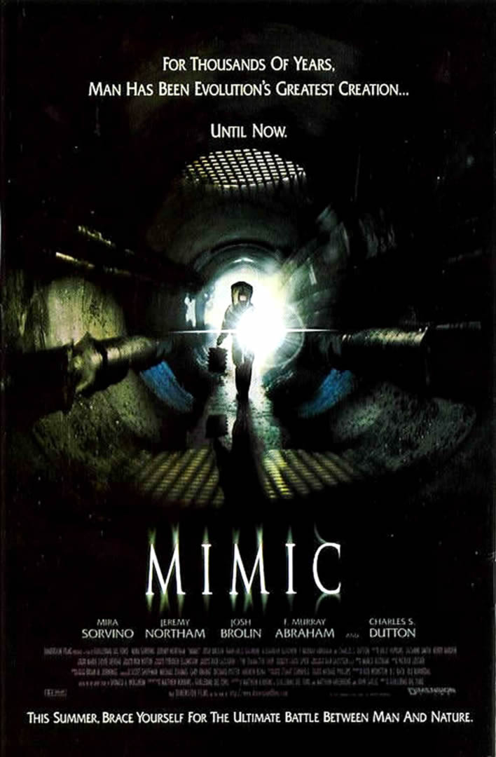 MIMIC   horror movie posters wallpaper image 708x1080