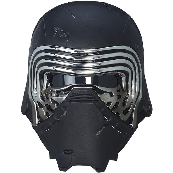 Star Wars The Force Awakens Kylo Rens full helmet revealed without 600x600