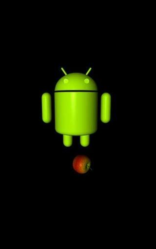 Android Apple Live Wallpaper   This Android doesnt seem to like the 320x509