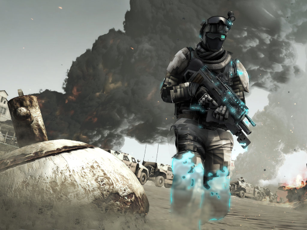 ghost recon future soldier wallpaper   Select Game 1024x768