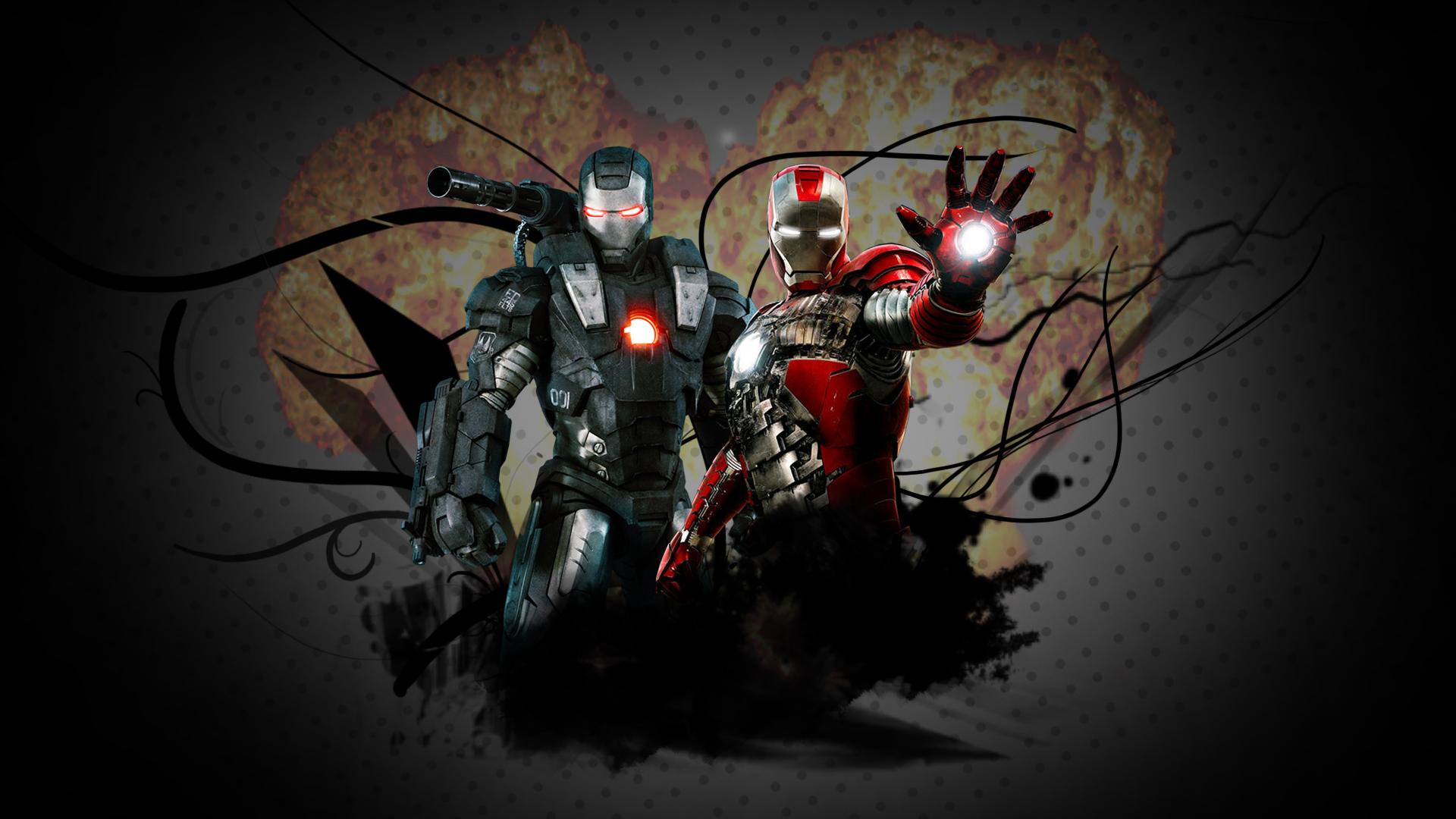 Download Iron Man HD Wallpaper 2344 Full Size downloadwallpaperhd 1920x1080