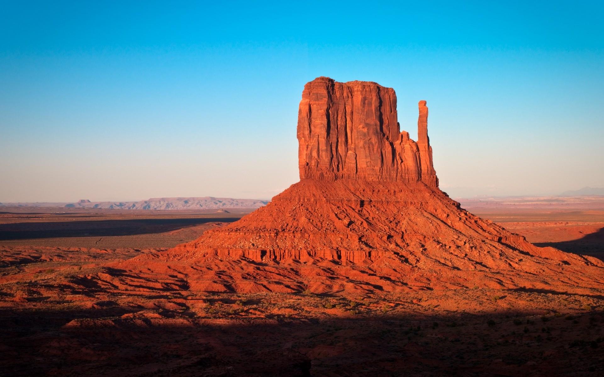 landscapes desert arizona monument valley rock formations wallpaper 1920x1200