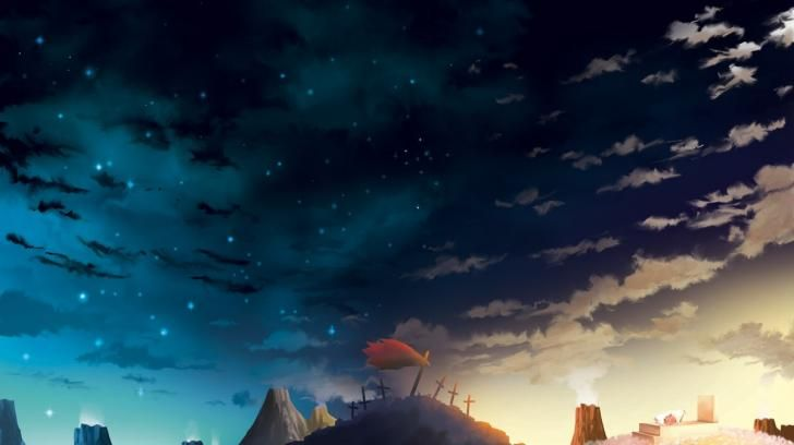 47 epic scenery wallpapers on wallpapersafari - Anime scenery wallpaper laptop ...