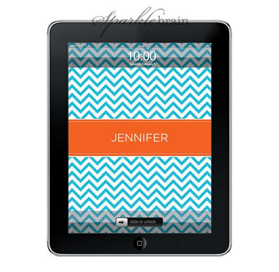 Items similar to Personalized iPad WallpaperLock Screen on Etsy 570x556