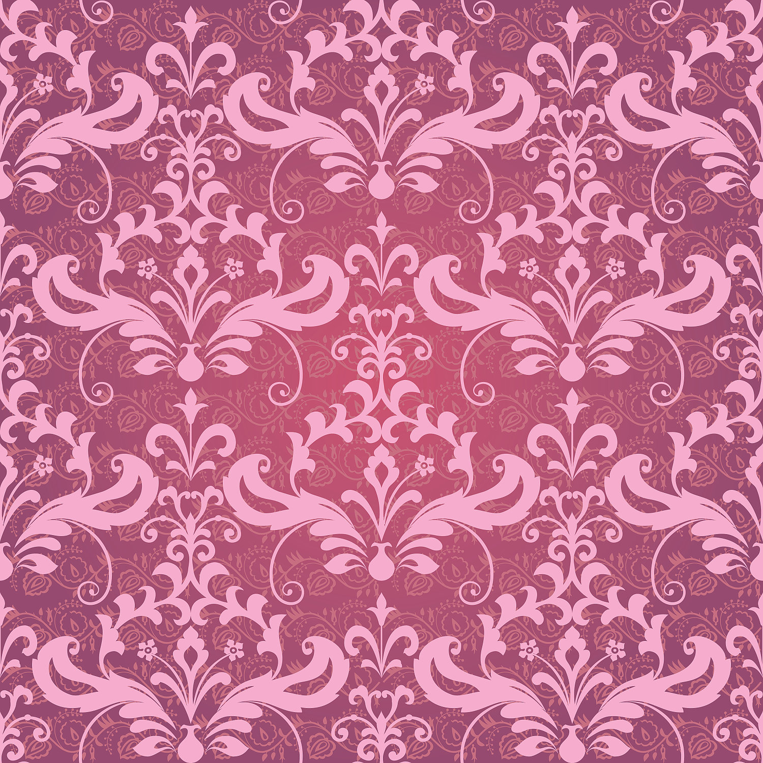 httpquotekocombackdrops damask wallpaper baby pink and whitehtml 1500x1500