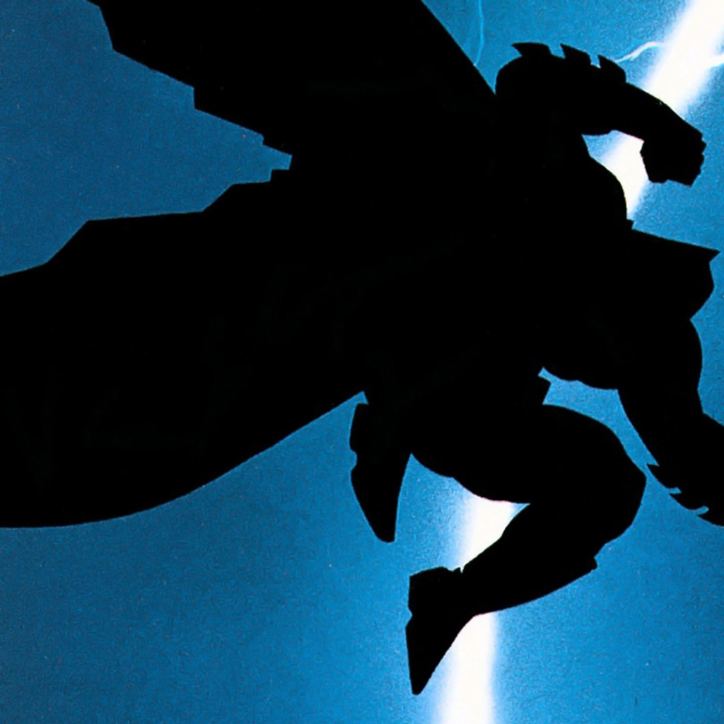 batman the dark knight returns frank miller 1920x1080 wallpaper Art HD 1024x1024