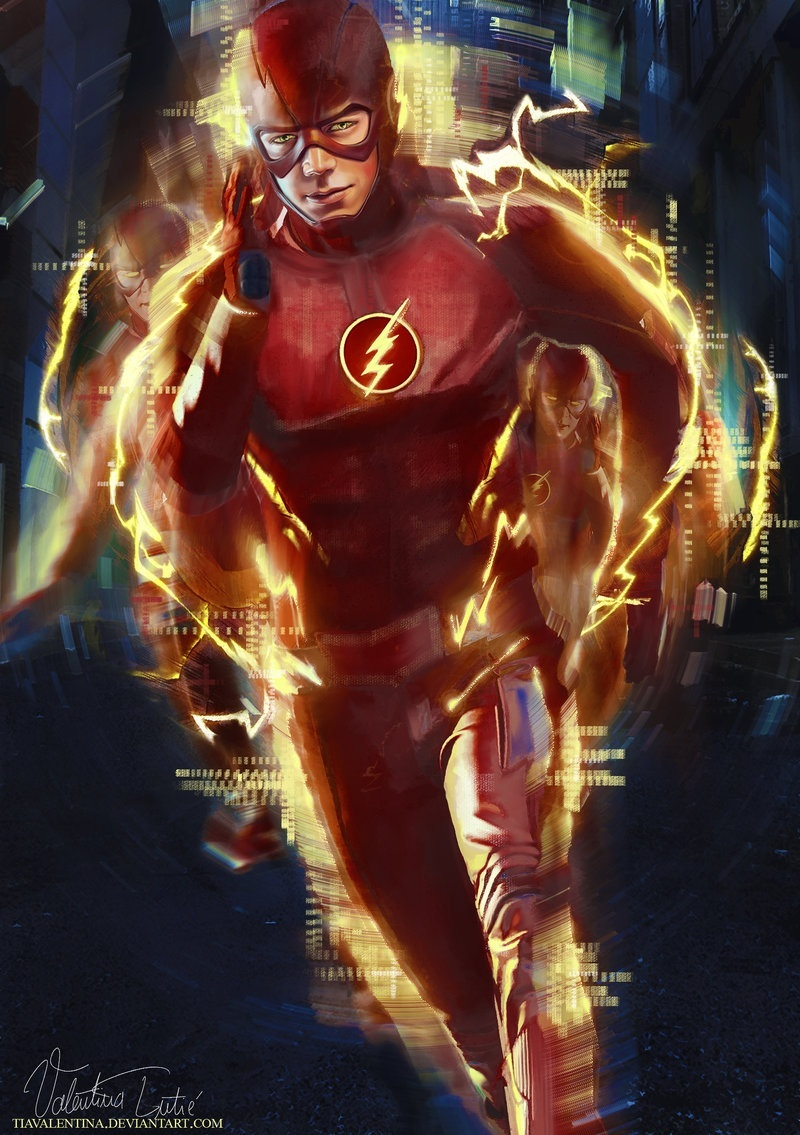 Cw flash iphone wallpaper wallpapersafari - Superhero iphone wallpaper hd ...