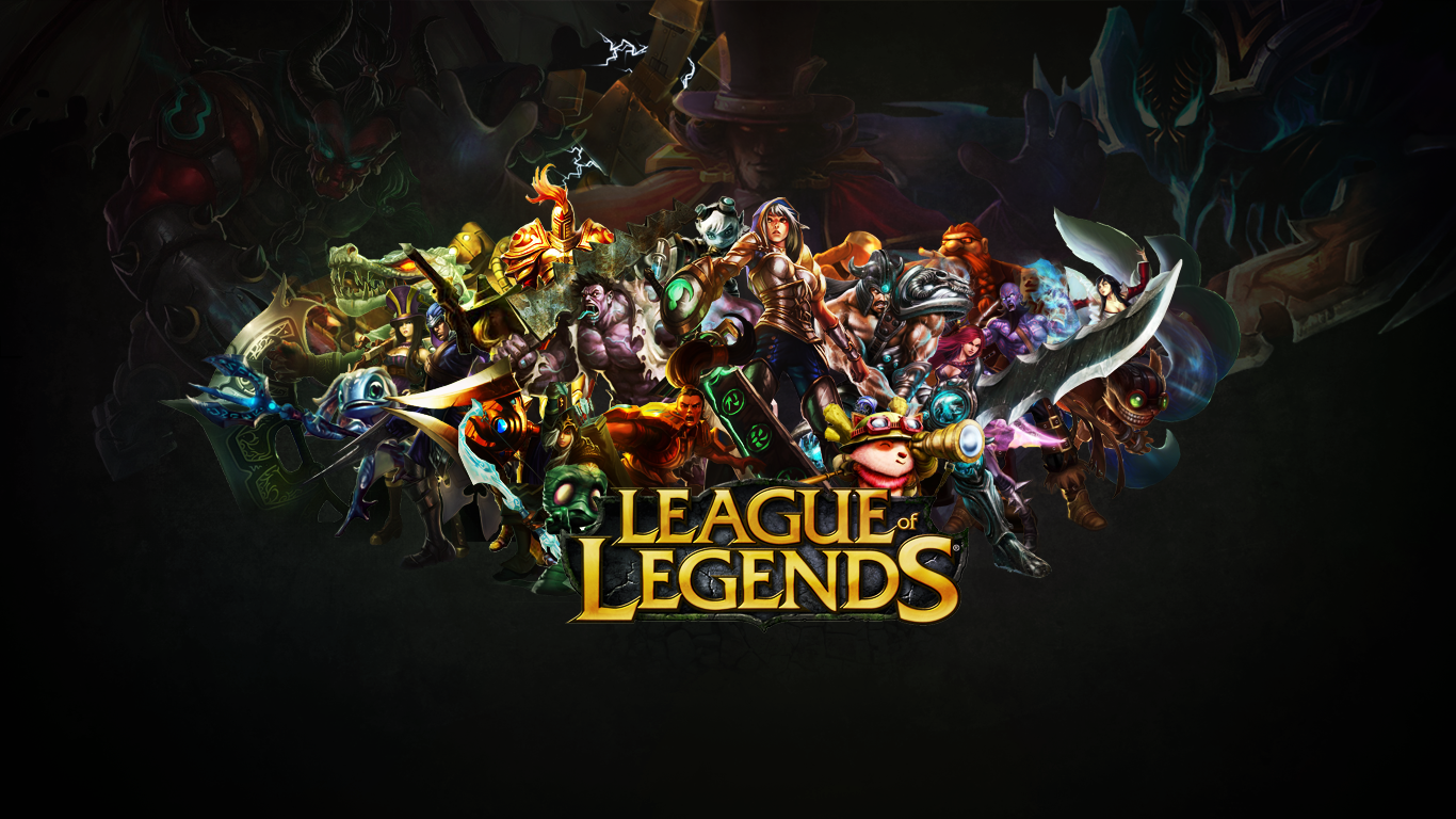 Free Download League Of Legends Jeux Video Fond Ecran Wallpaper 23 1366x768 For Your Desktop Mobile Tablet Explore 48 League Of Legends Mobile Wallpaper League Of Legends Wallpaper 1920x1080