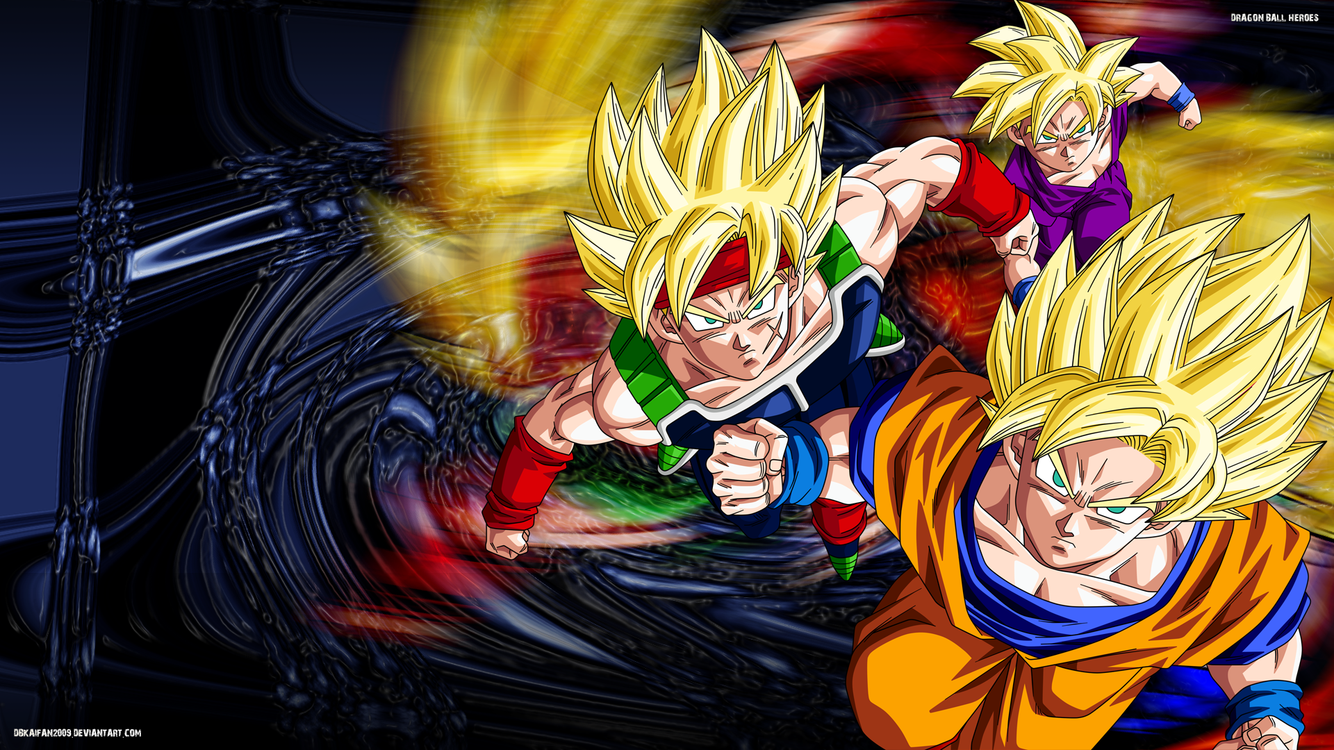 Songoku DragonBall HD Wallpapers Download 1920x1080