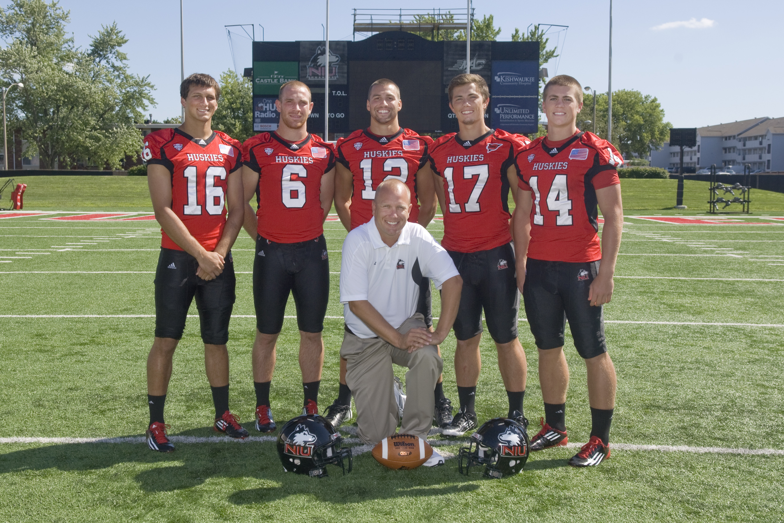 HUSKIES BY POSITION Harnish Leads Talented Group of Young 2700x1800