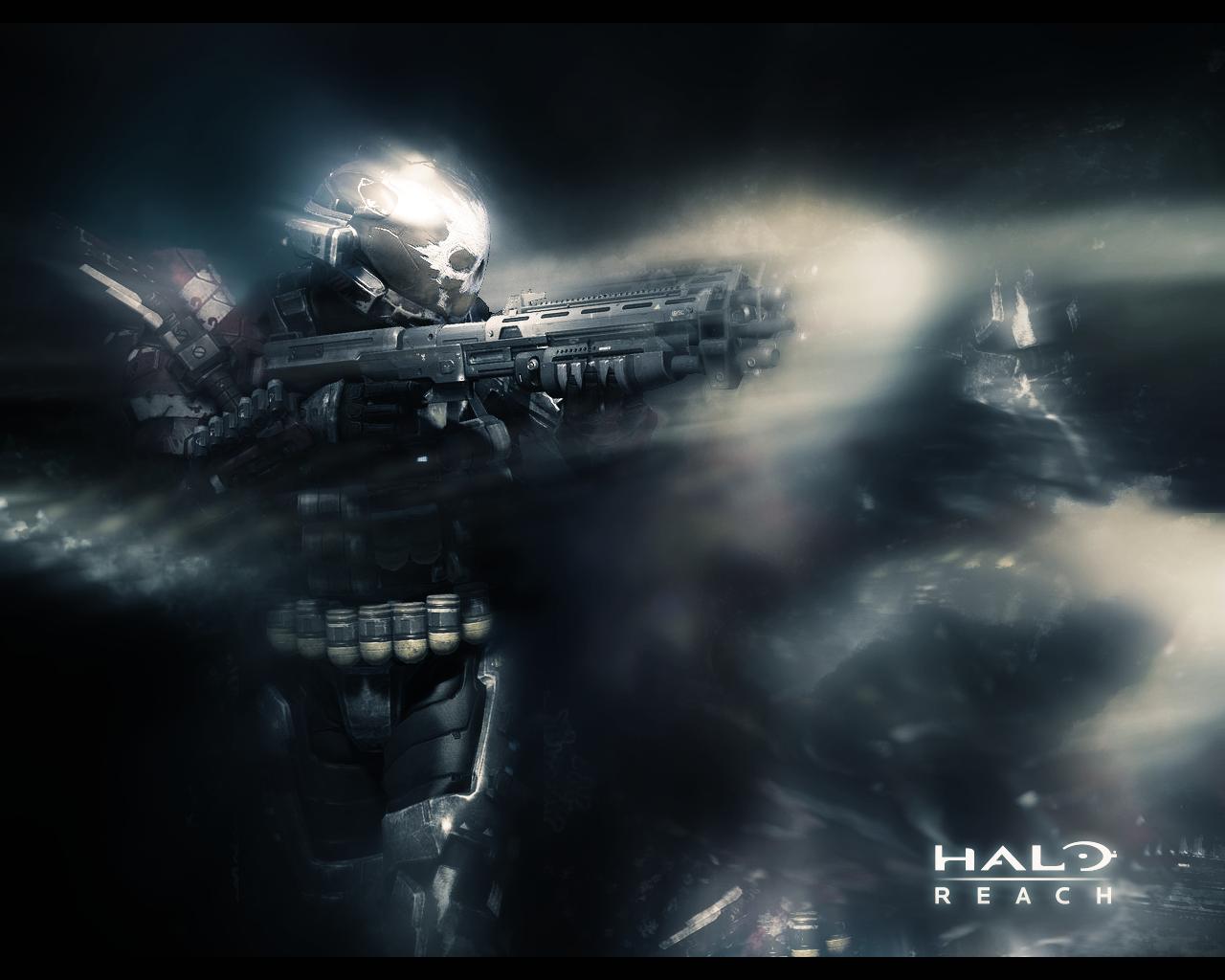 Halo Reach Wallpapers HD - WallpaperSafari