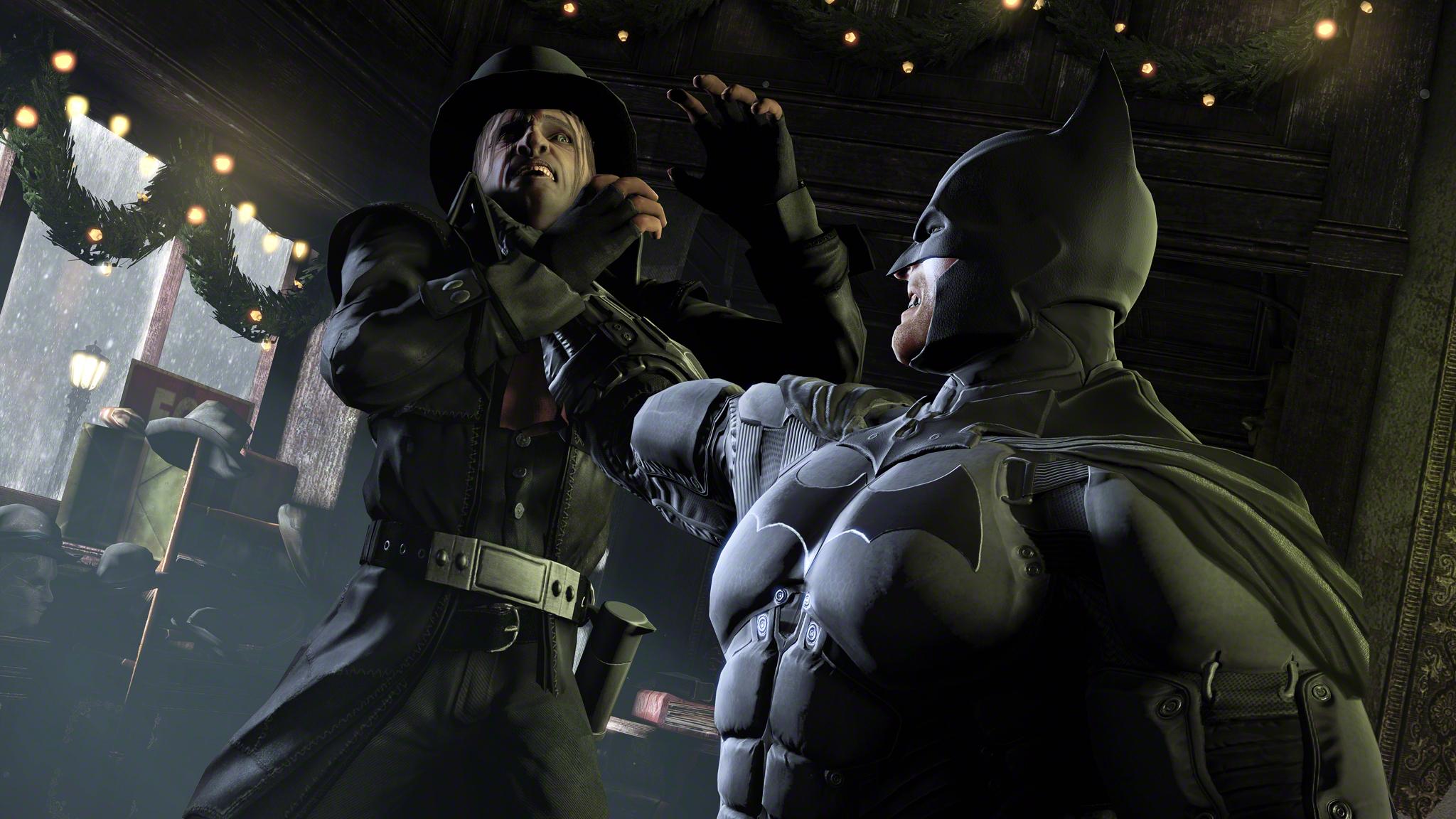 batman arkham origins - HD2048×1152