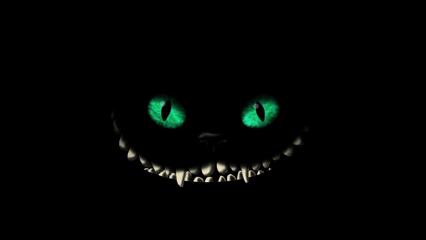 Cheshire Cat Backgrounds 1366x768