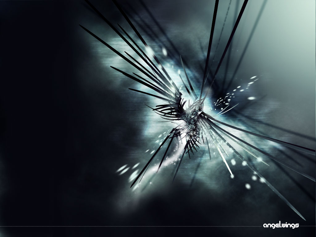 Angel Wings Wallpaper Normal 1024x768 pixel Abstract HD 1024x768