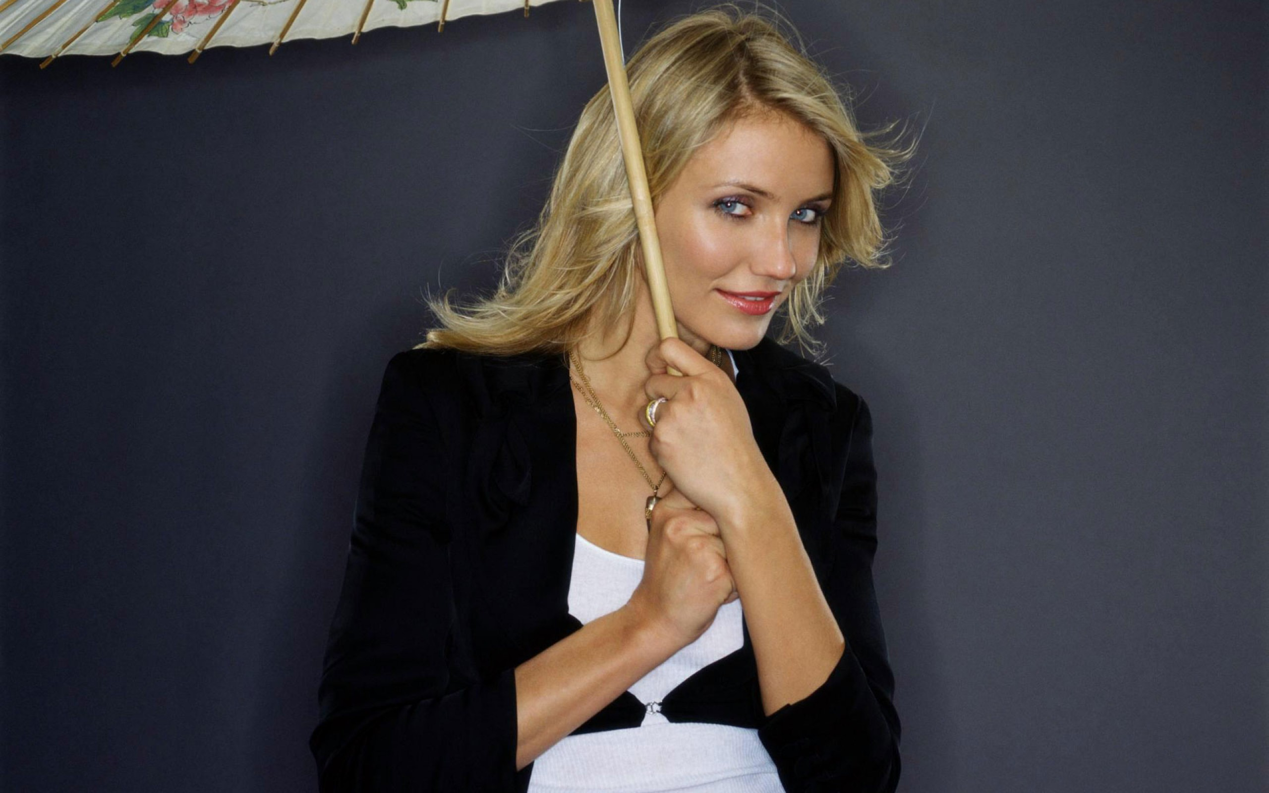 Cameron Diaz 19 Hollywood Actress Wallpapers 2560x1600