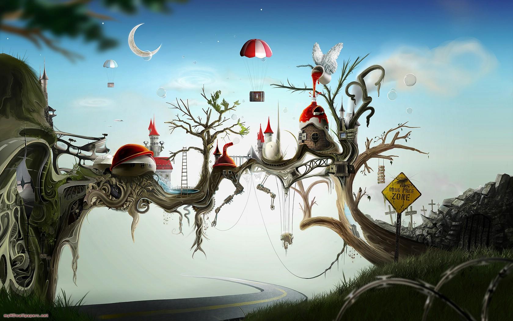 Crazy world   Desktop Wallpaper HD Wallpapers Download and New 1680x1050