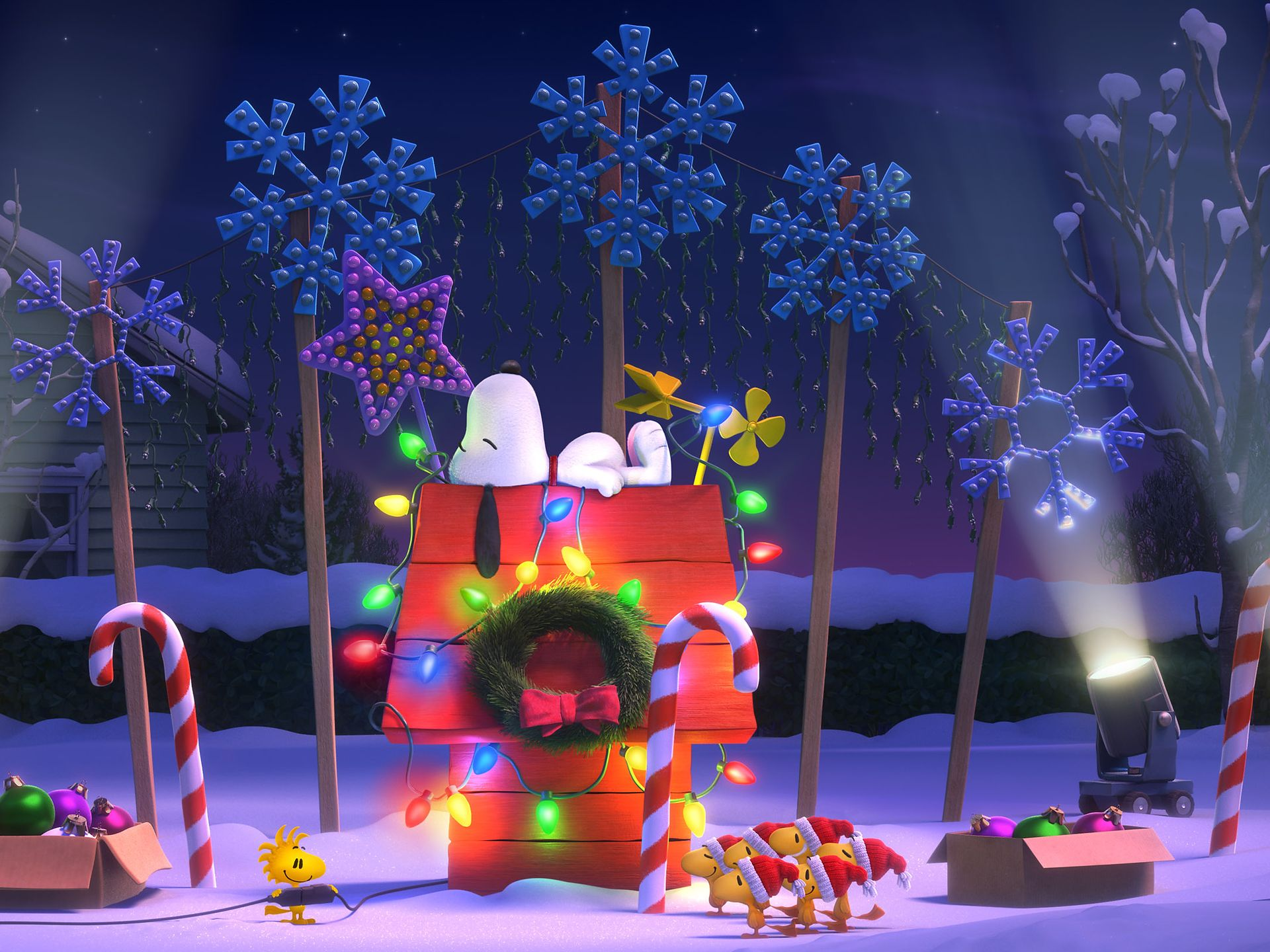 Snoopy and Charlie Brown A Peanuts Movie 5 1920x1440