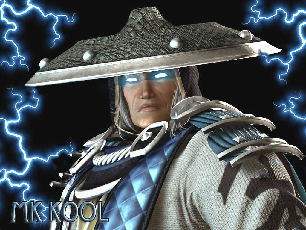 42 Hd Raiden Wallpaper On Wallpapersafari: [48+] Mortal Kombat Raiden Wallpaper On WallpaperSafari