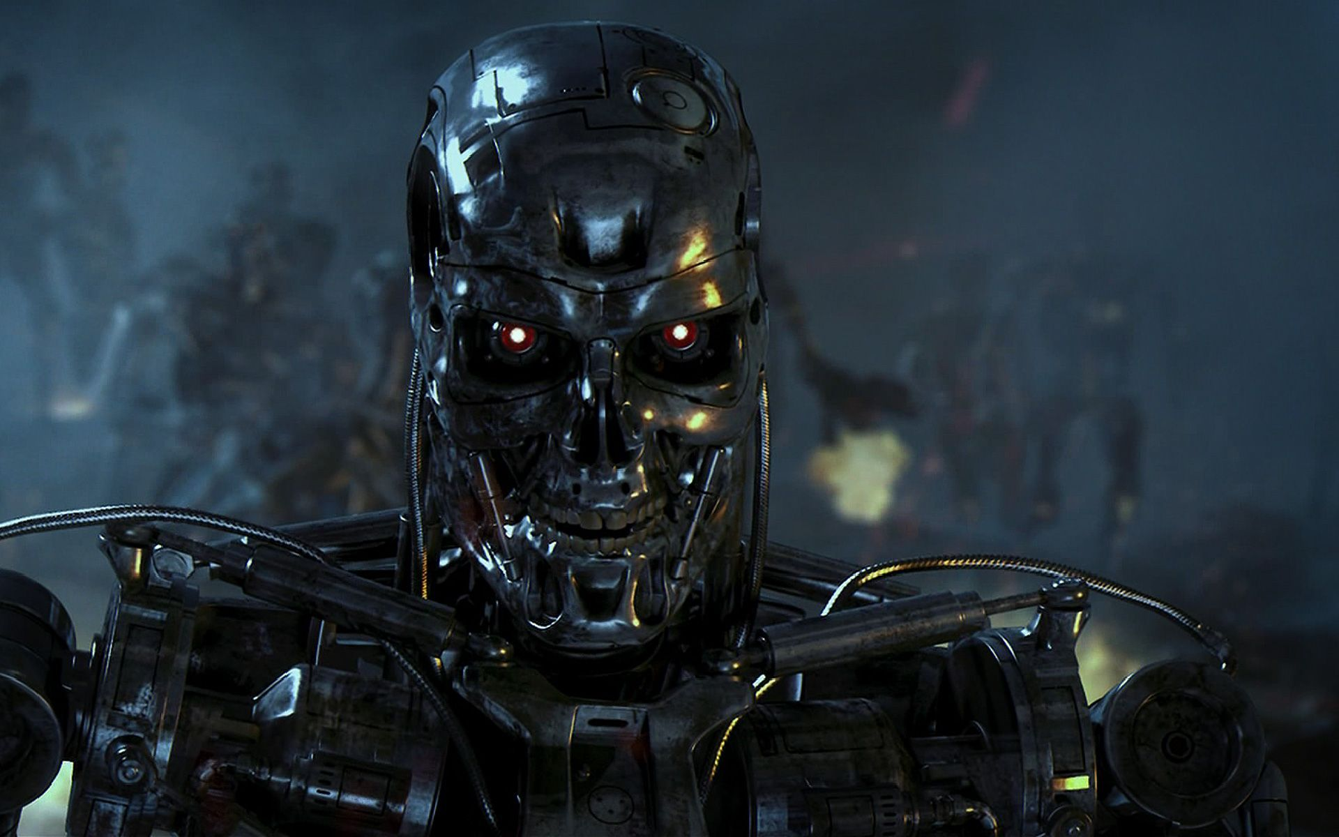 28 Fresh Terminator Wallpapers CYC48 High Resolution Wallpapers 1920x1200