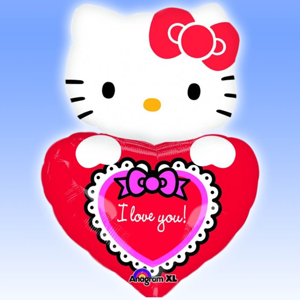 Hello Kitty Valentine Wallpapers 1000x1000