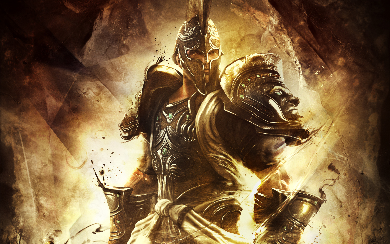 God of War Trojan Wallpapers HD Wallpapers 2880x1800