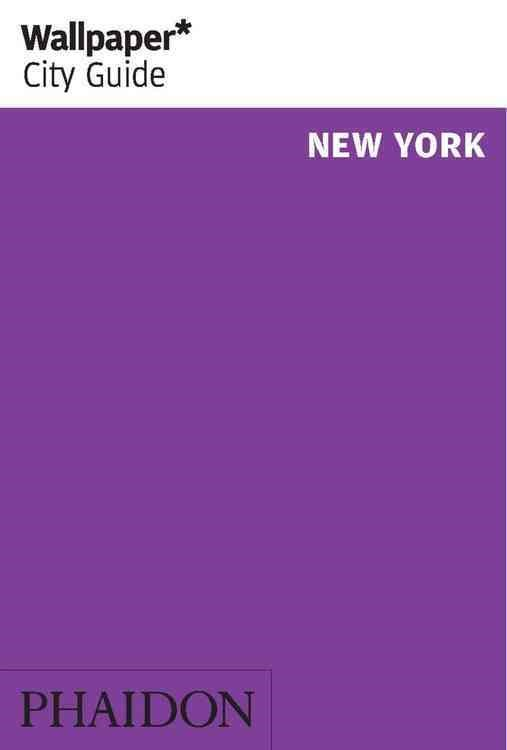 Wallpaper City Guide New York 507x750