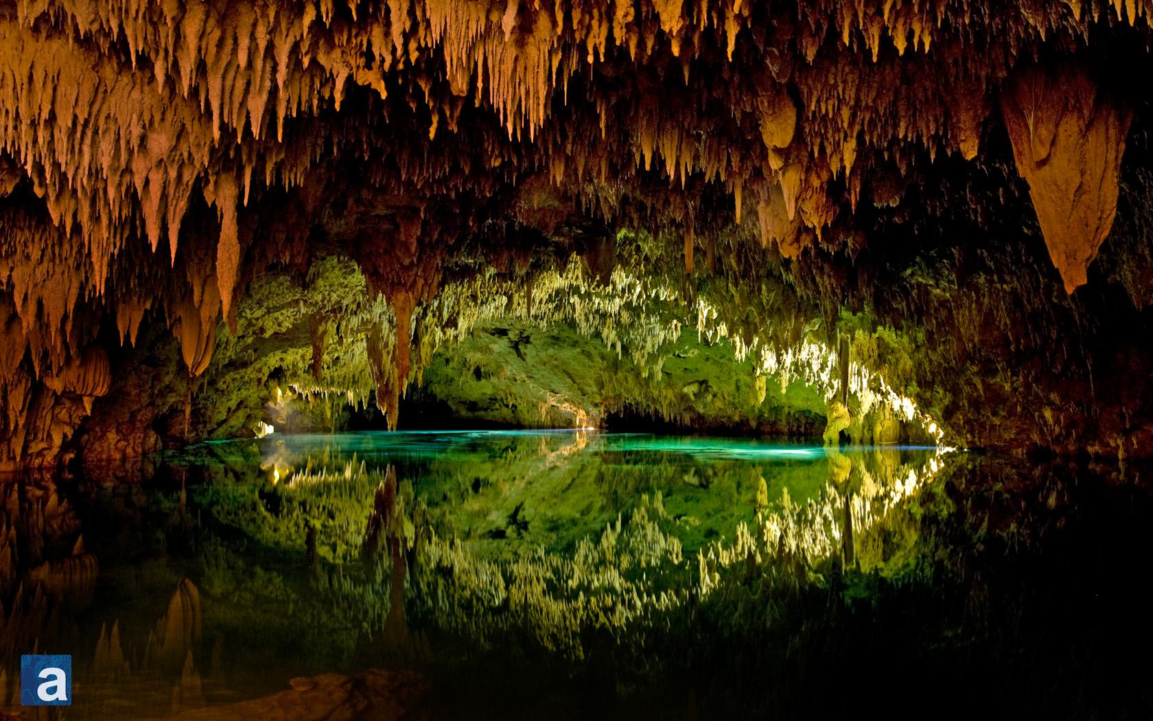 Beautiful Caves Wallpaper Wallpapersafari
