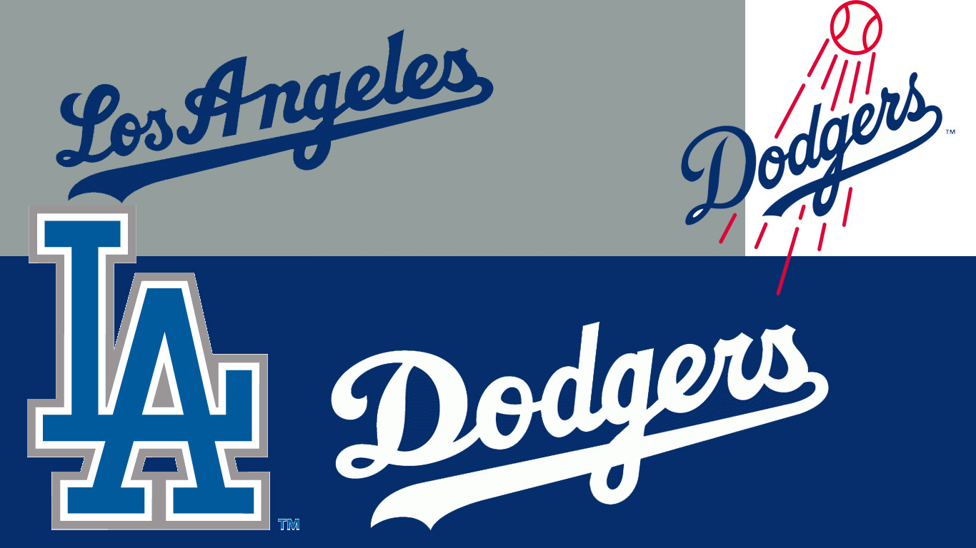 Free Download Los Angeles Dodgers Wallpapers Los Angeles Dodgers Background 1366x768 For Your Desktop Mobile Tablet Explore 47 La Dodgers Hd Wallpapers Dodger Logos Wallpapers
