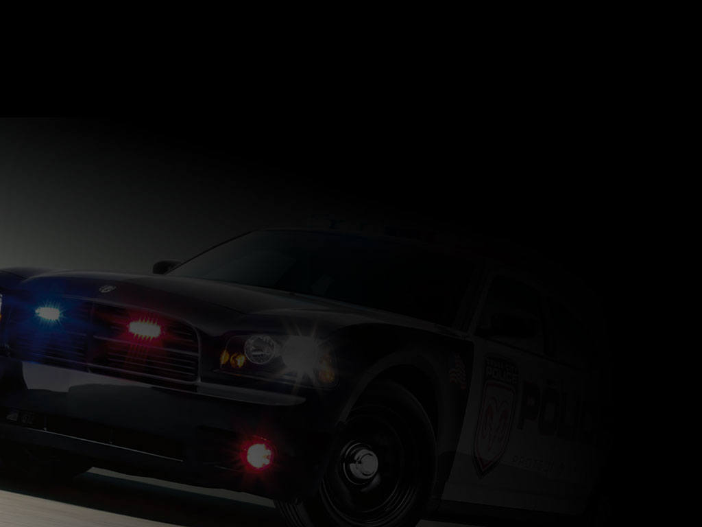 Police Car Backgrounds For PowerPoint   Car and Transportation 1024x768