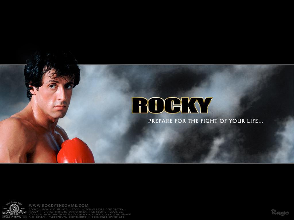 Free Download Sylvester Stallone As Rocky Balboa Sylvester