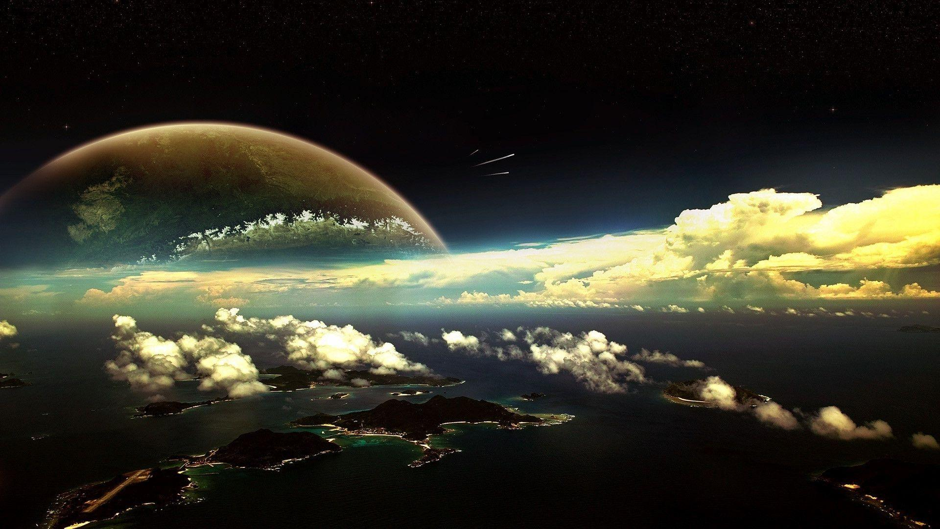 Fantasy Planet Wallpapers 1920x1080