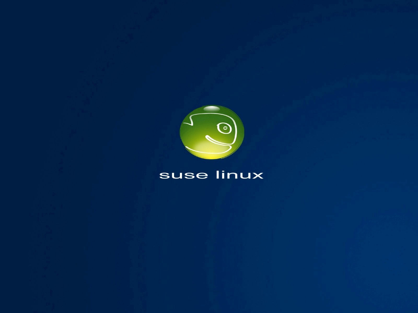 Suse Linux Blue Background HD Wallpapers 1600x1200