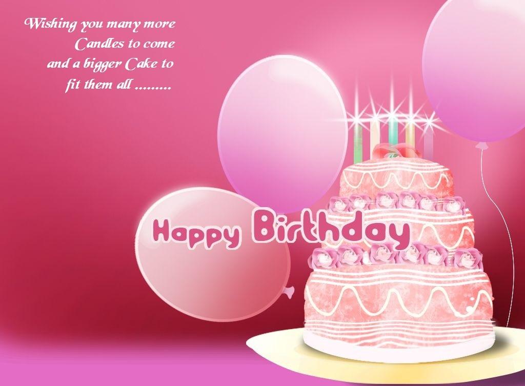 Birthday Greetings Wallpaper WallpaperSafari – High Quality Birthday Cards