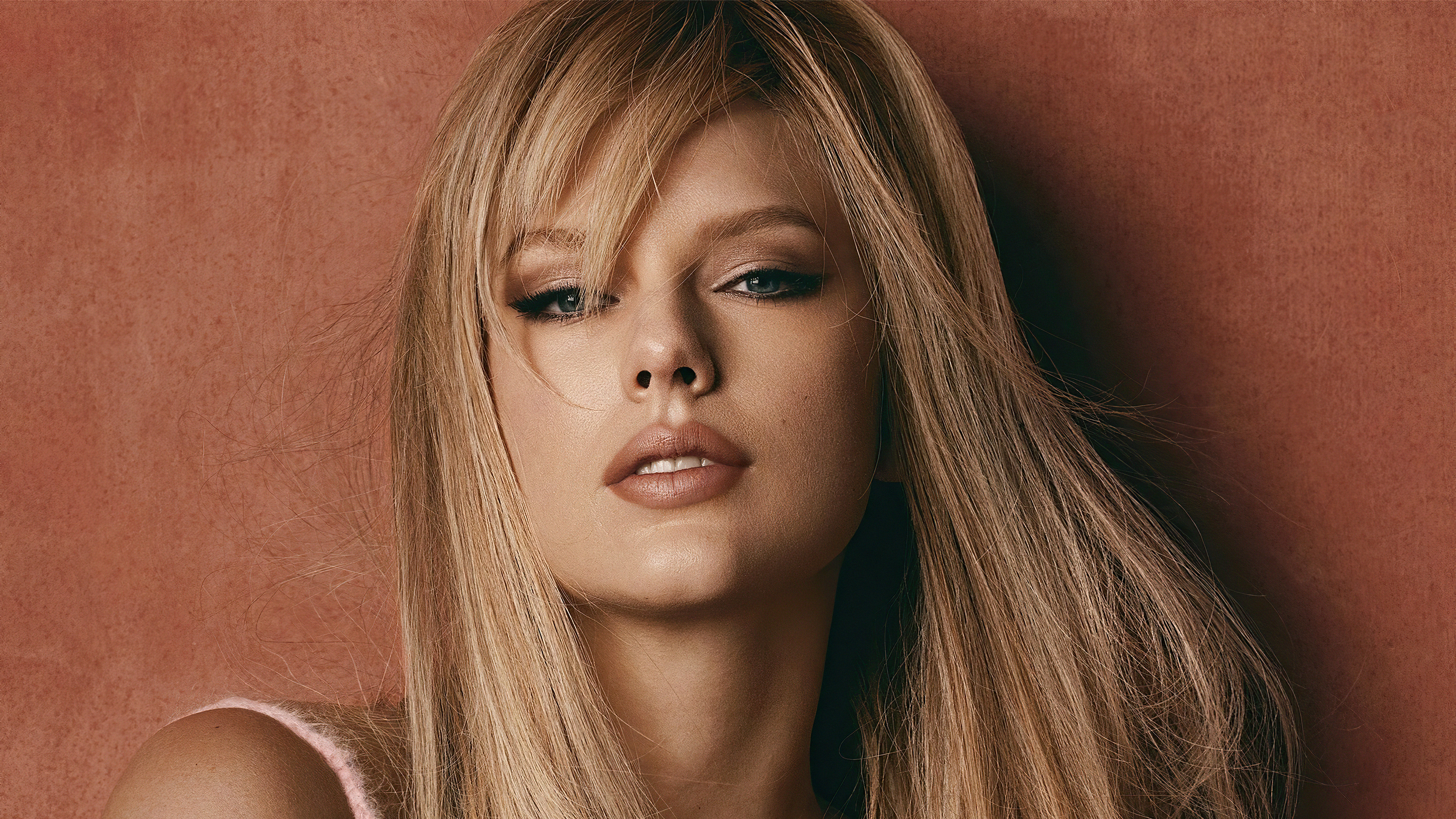 Taylor Swift for British VOGUE January 2020 4k Ultra HD Wallpaper 3840x2160