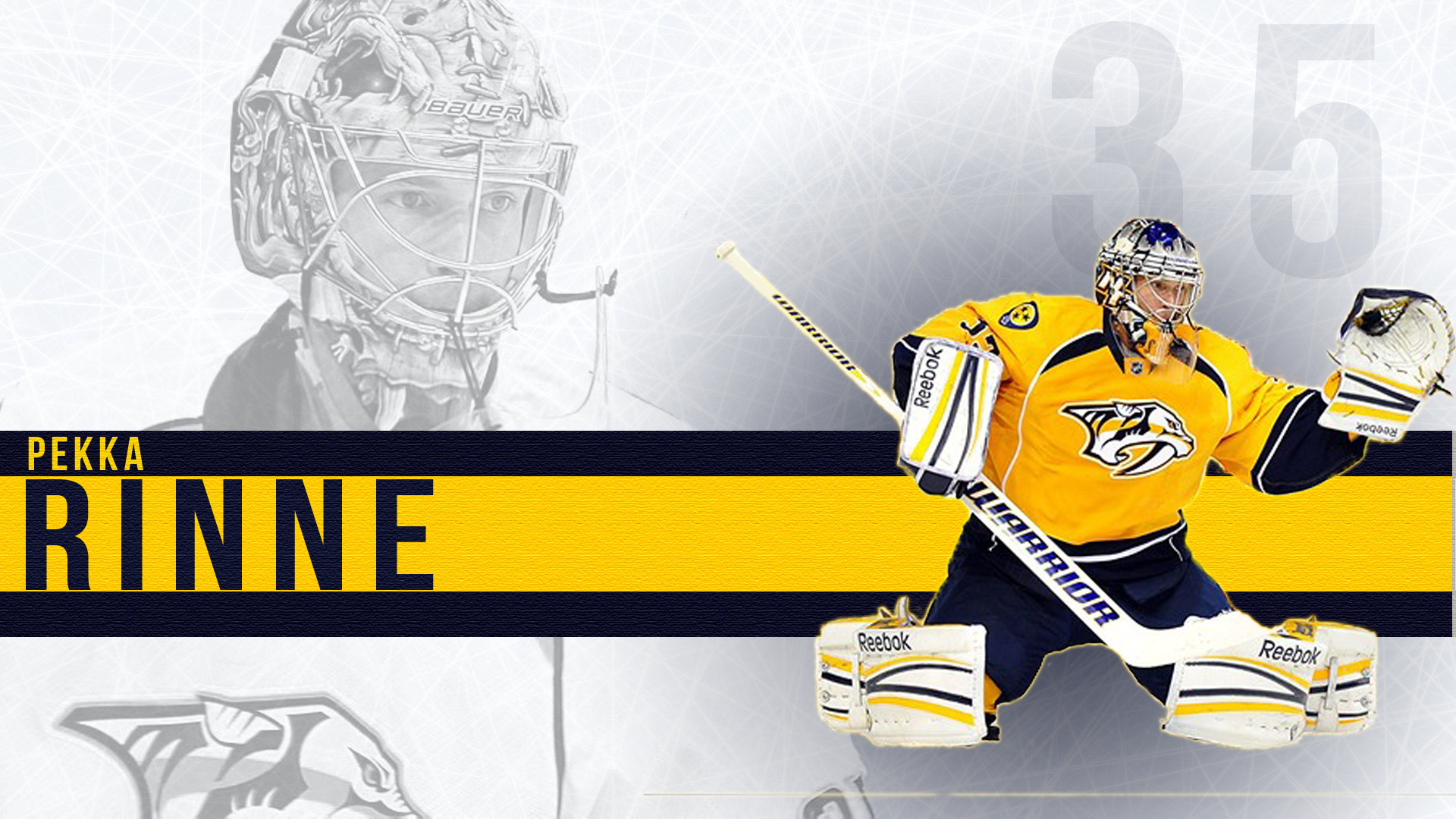 Hockey player Pekka Rinne wallpapers and images   wallpapers 1920x1080