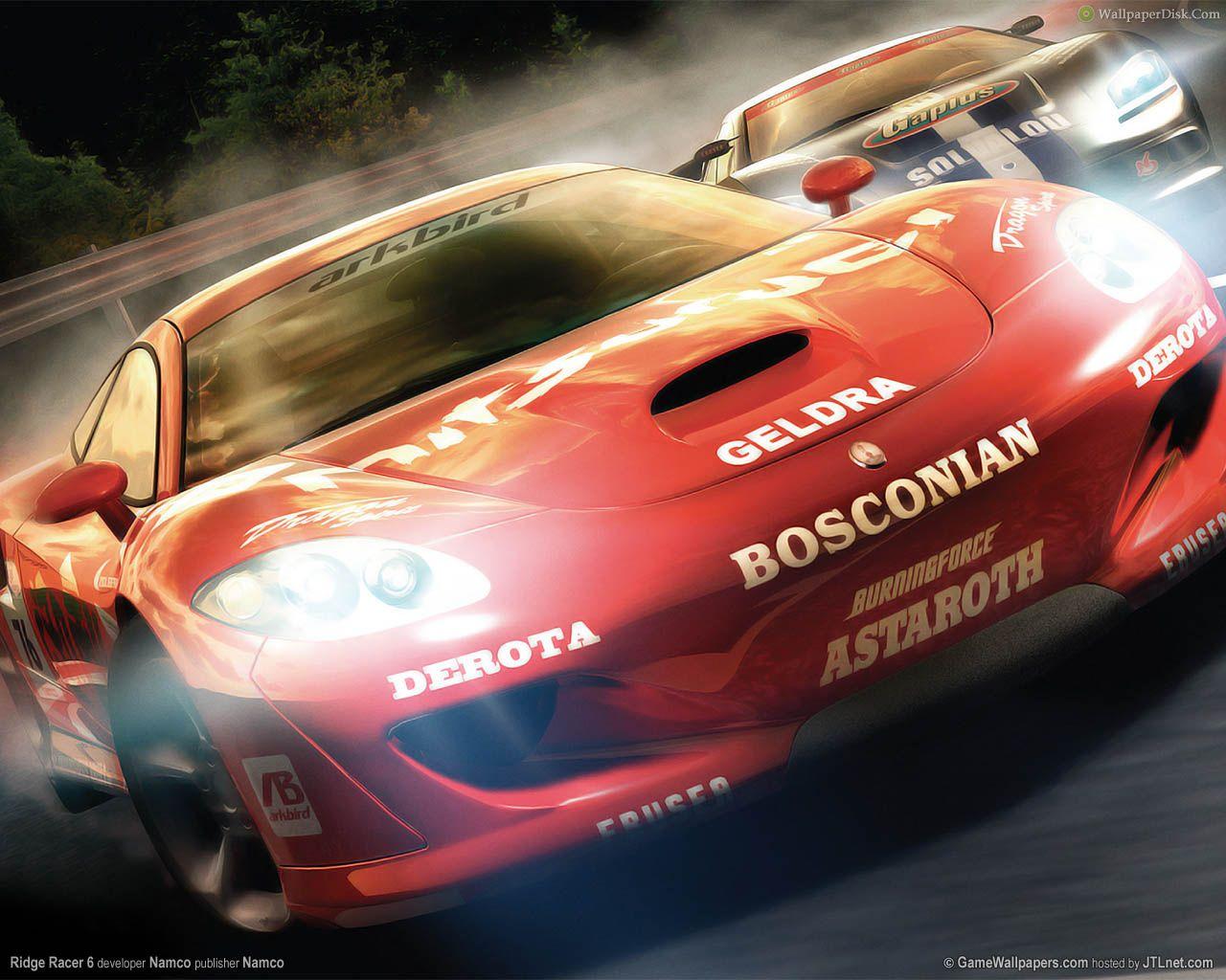 Free Ridge Racer 7 Wallpaper In 1280x800: Free Wallpaper For Xbox 360