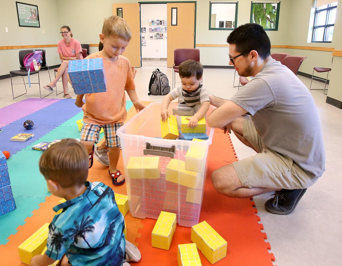 New library program helps parents prepare youngest kids for 1200x934
