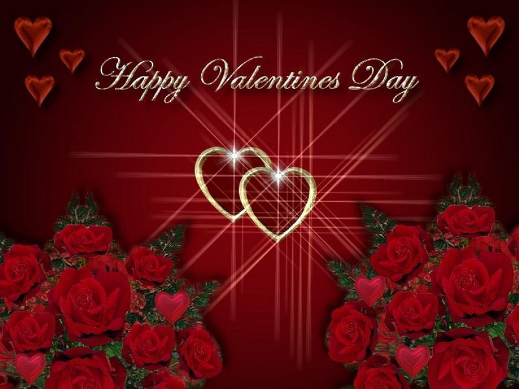 IMAGES PICTURES POEMS WALLPAPERS happy valentines day wallpaper 1024x768