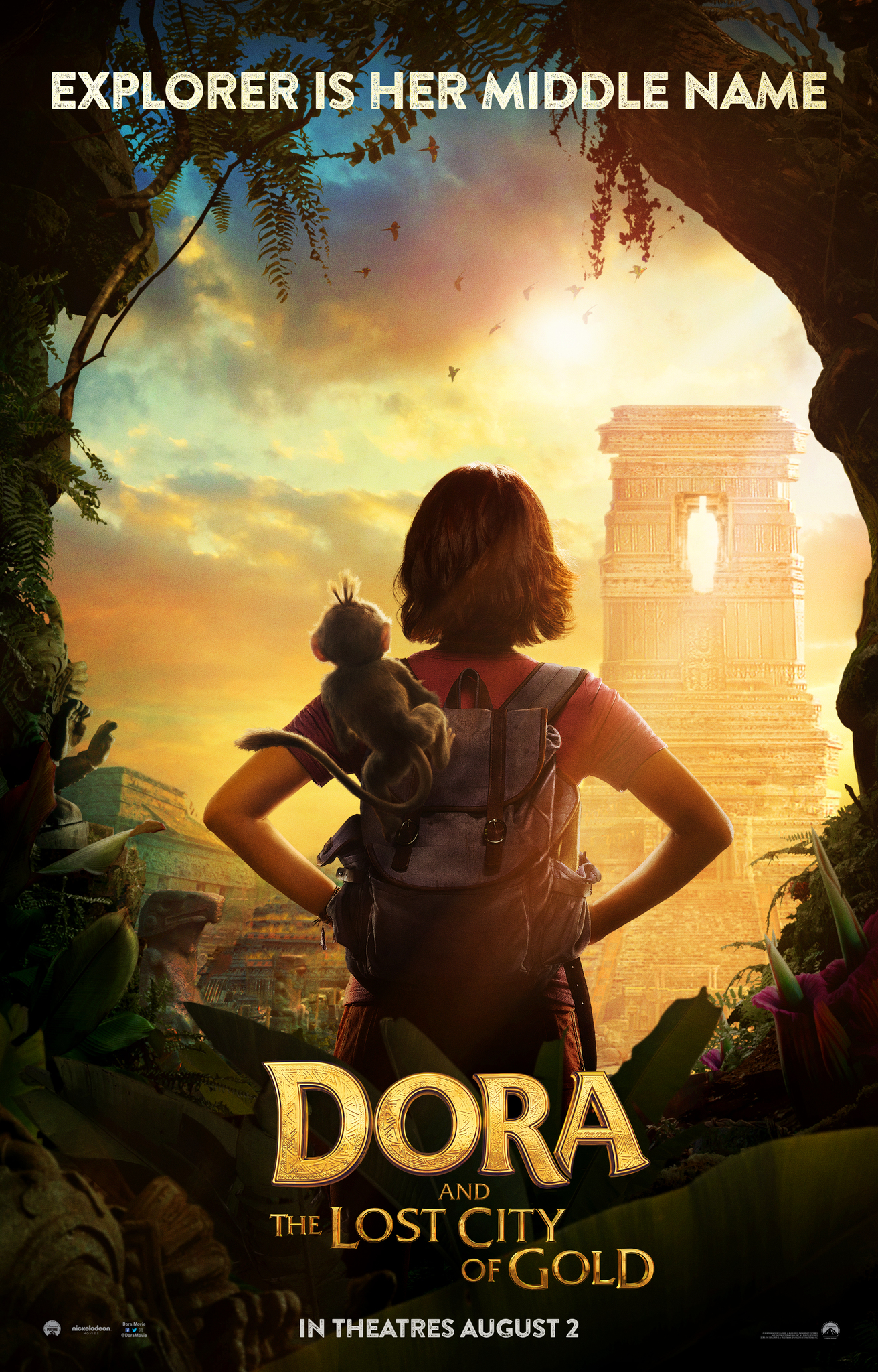Dora and the Lost City of Gold 2019   Photo Gallery   IMDb 1312x2048