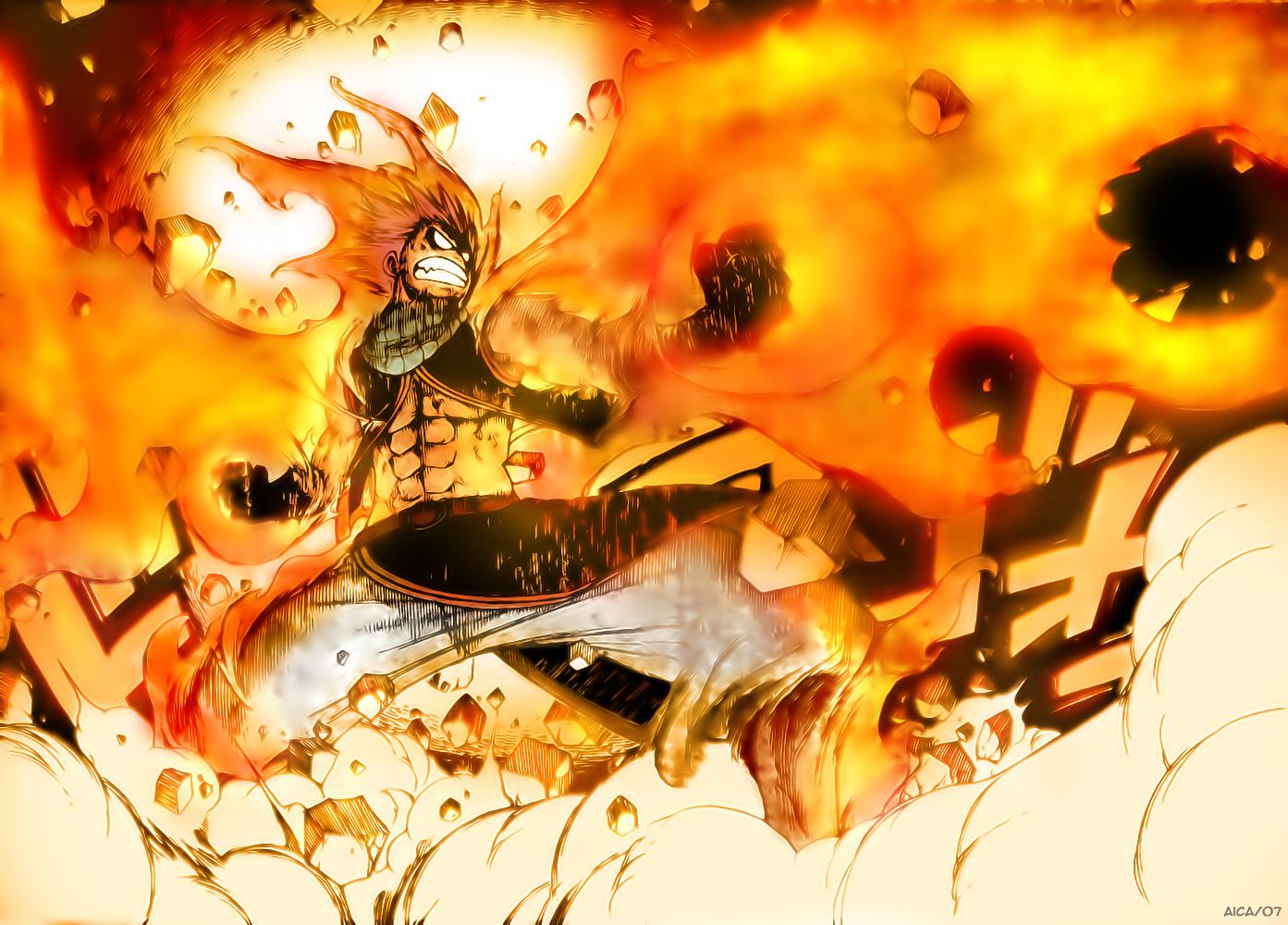 Fairy Tail Natsu Dragneel Wallpaper Wallpaper Full HD Wallpapers 1393x1000