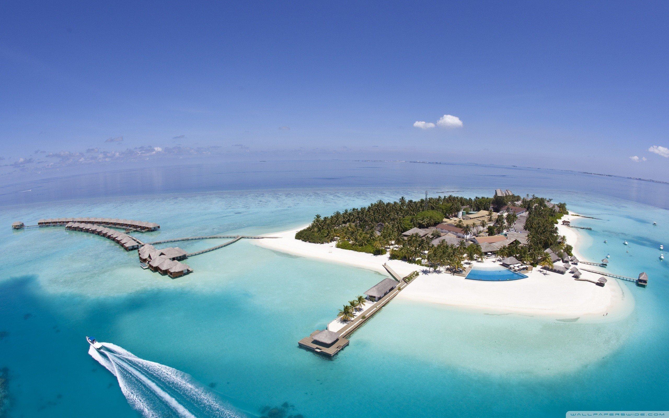 Maldives Islands Wallpaper 2560x1600 Maldives, Islands, Scenic, Aerial ...