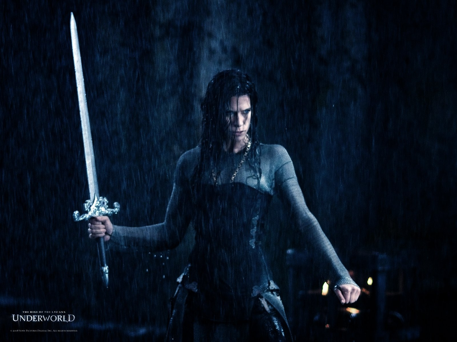Underworld Rise of the Lycans Wallpapers 1600 x 1200 1600x1200