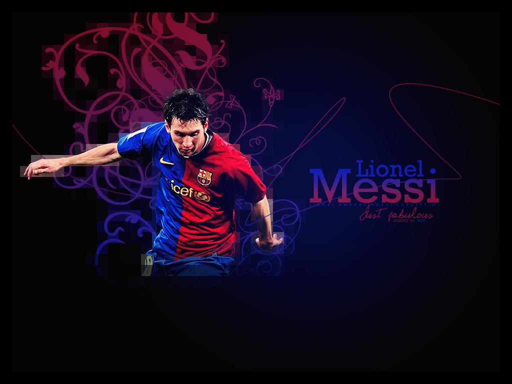 Wallpaper Messi   Doblelolcom 1024x768
