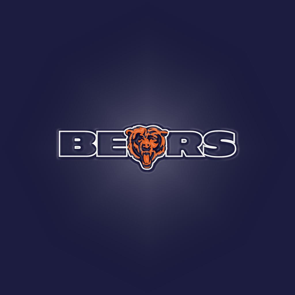 de Chicago Bears wallpaper Fondos de pantalla de Chicago Bears 1024x1024