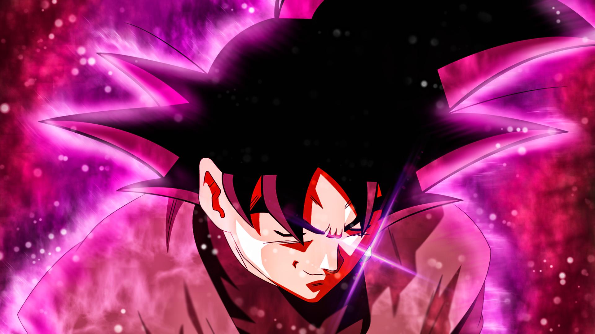Free Download Black Goku By Rmehedi 1920x1080 For Your Desktop